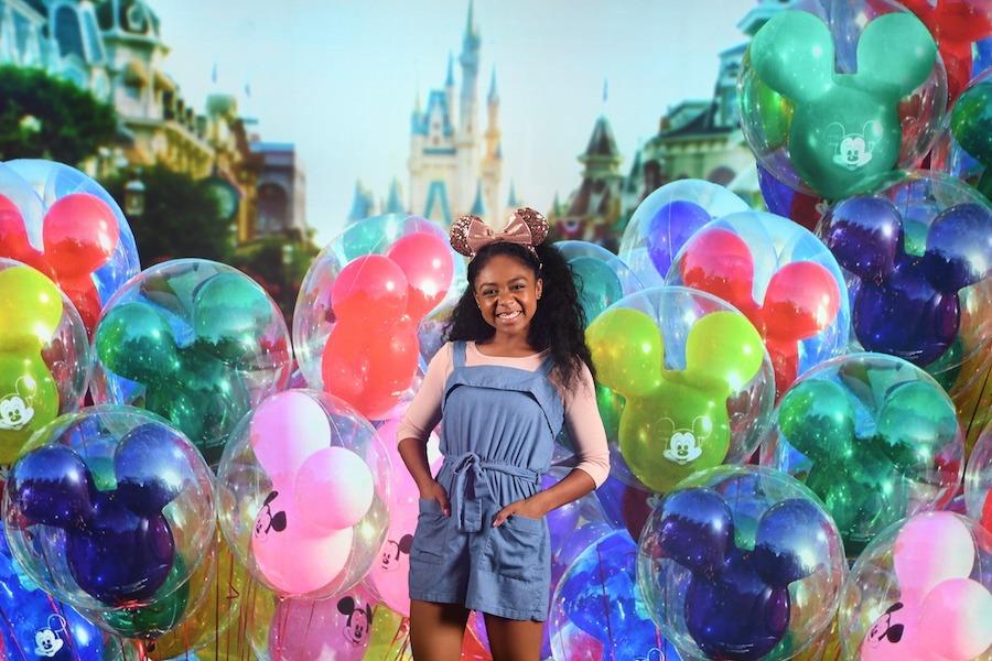Disney PhotoPass Studio photo of Main Street U.S.A.