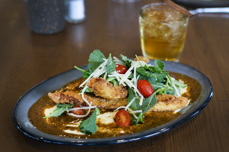 Crispy Catfish from Paddlefish for WonderFall Flavors at Disney Springs 2019