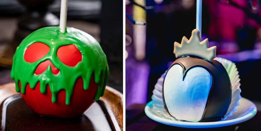 Halloween Time 2019 Candy Caramel Apples at Disneyland Resort