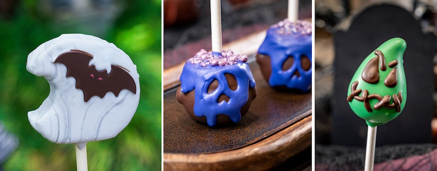 Halloween Time 2019 Cake Pops at Disneyland Resort