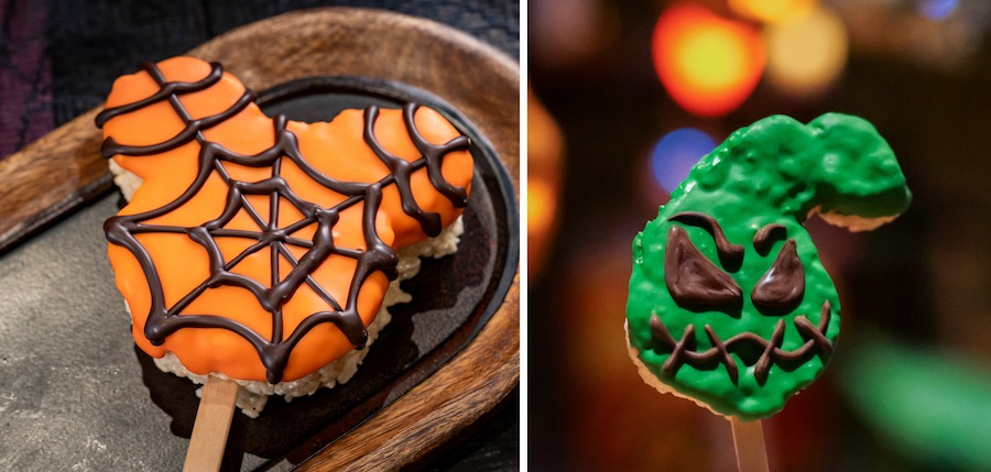 Halloween Time 2019 Crispy Treats at Disneyland Resort