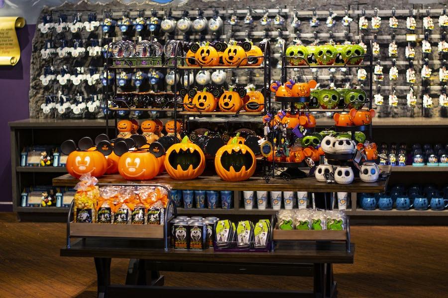 Halloween items from Disney Springs
