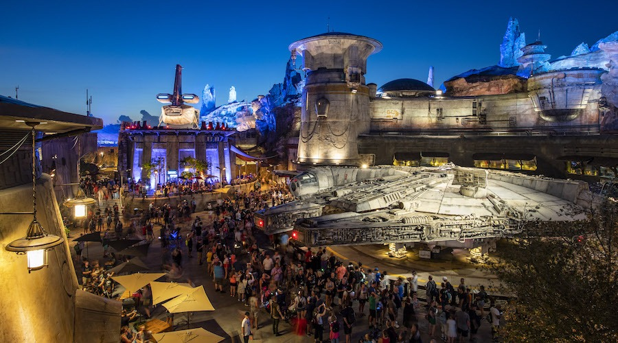 tar Wars: Galaxy's Edge at Disney's Hollywood Studios