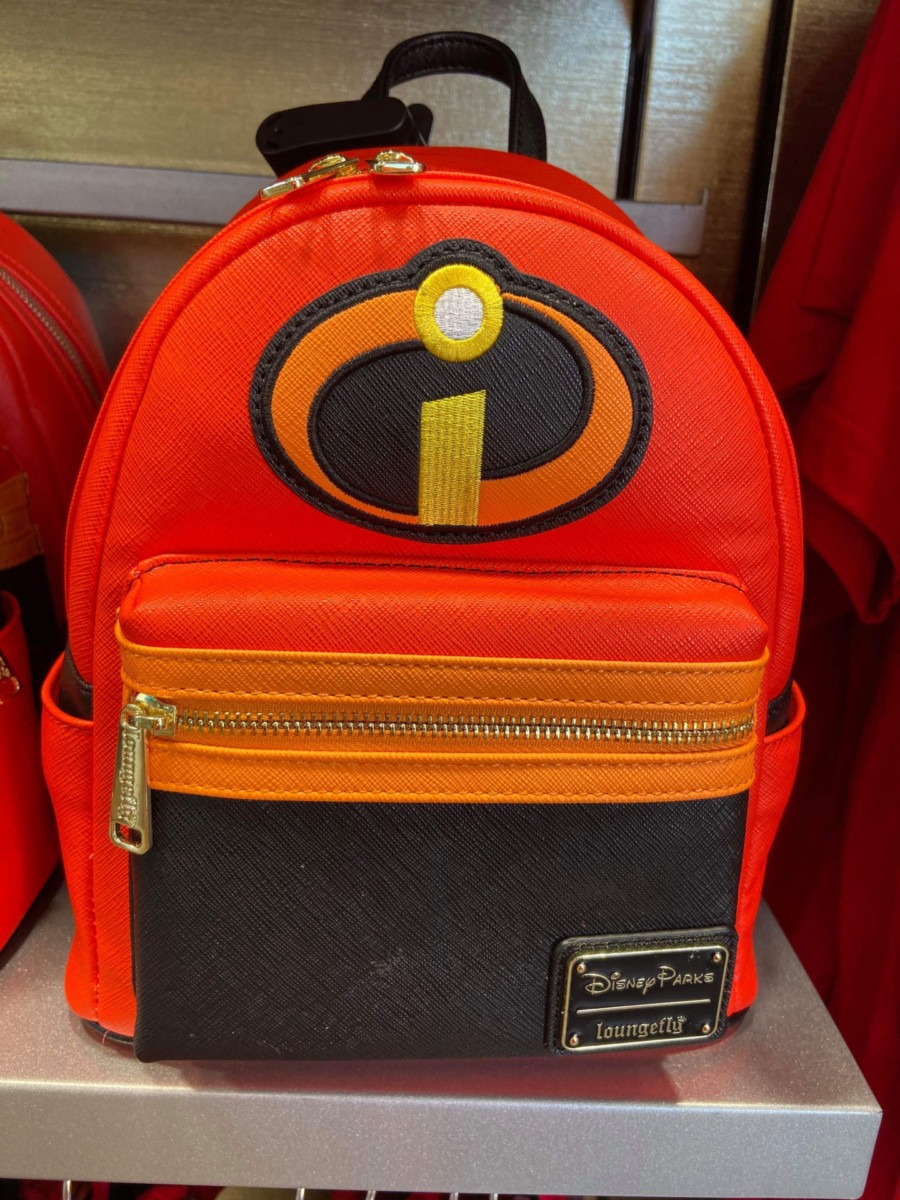 New Incredibles Loungefly Backpacks at Disney Parks! 3
