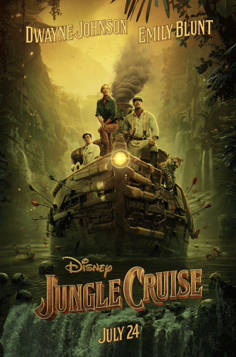 """Disney's """"Jungle Cruise"""" Teaser Trailer and Movie Poster Out Now! 1"""