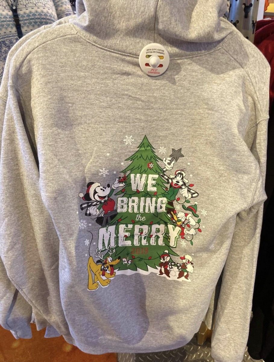Disney Christmas Merchandise is Starting to Arrive! #disneyparks 9