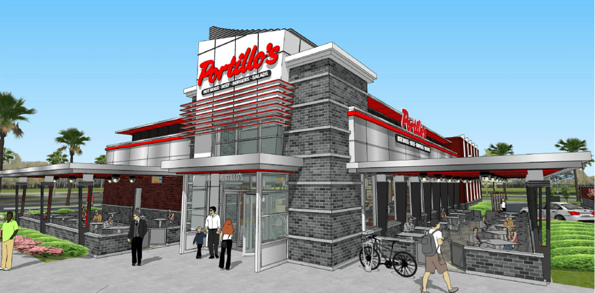 Portillo's to Open Orlando Location Near Disney World 1