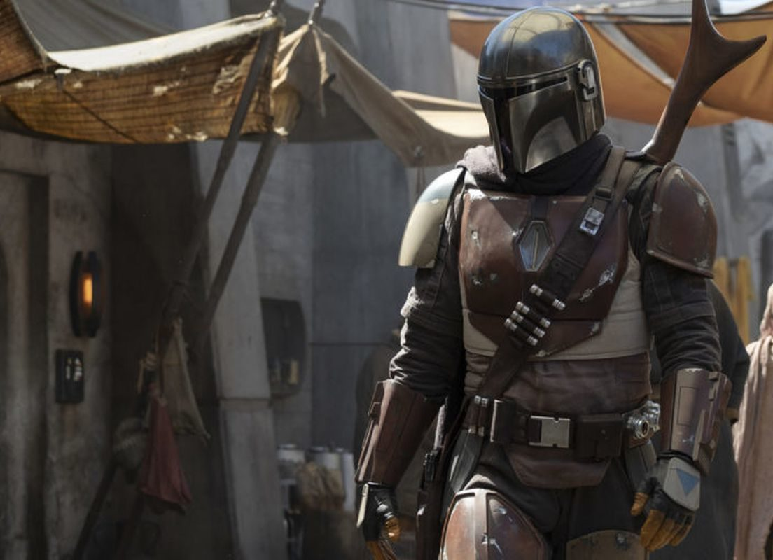 "Bob Iger ""There's Nothing Like the Mandalorian on Air"" #Disney+ 1"