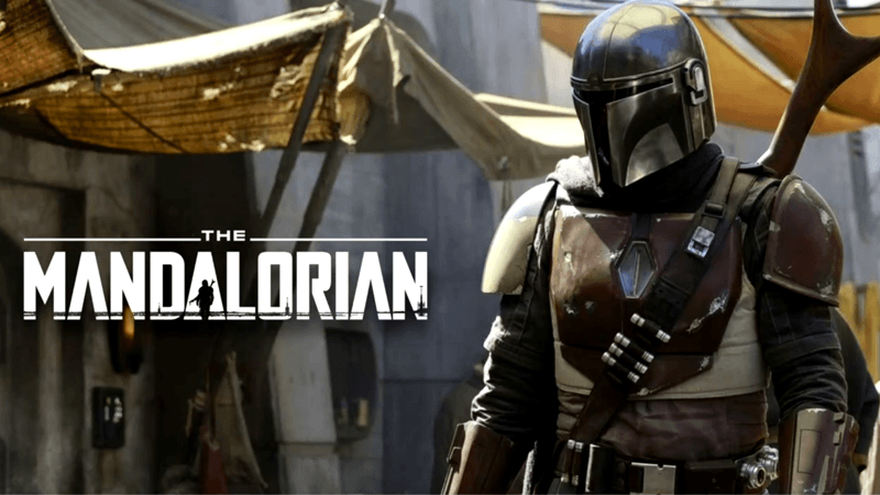 "Bob Iger ""There's Nothing Like the Mandalorian on Air"" #Disney+ 2"