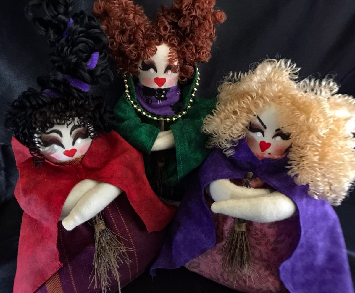 Hocus Pocus Kitchen Witches! 1