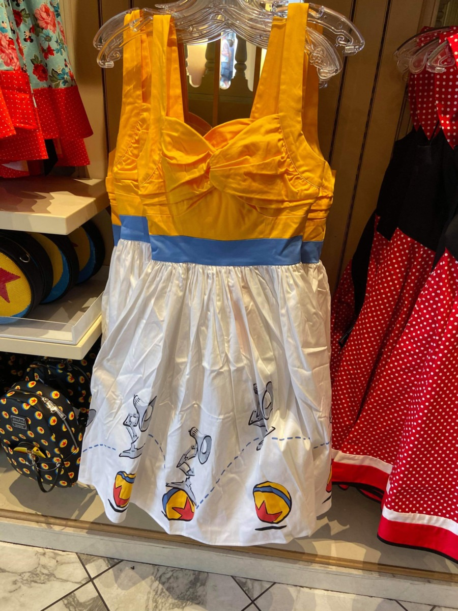 New Pixar Themed Dress and Bags at WDW! #disneystyle 2