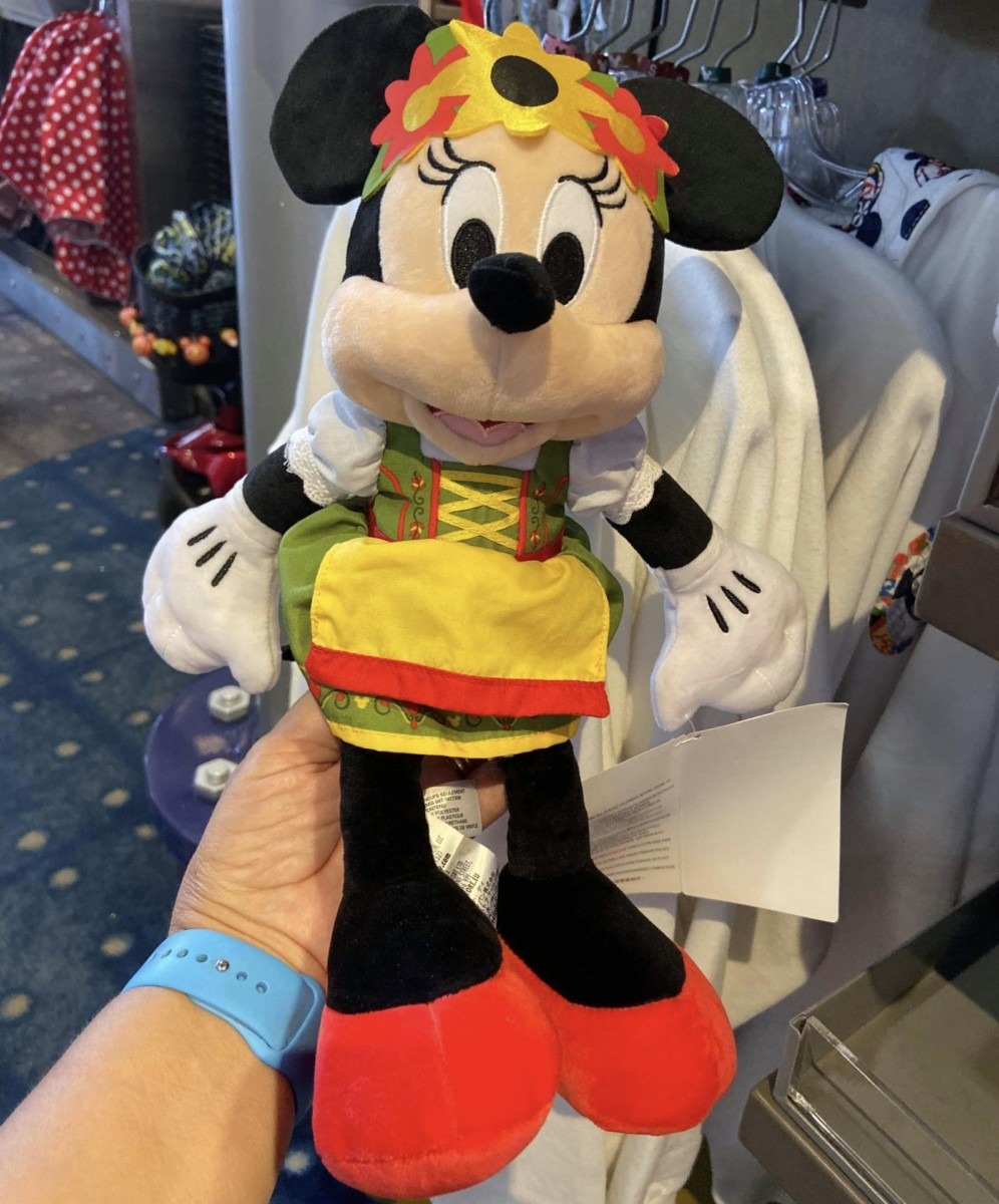 New Plush Themed for the Countries at World Showcase! #Epcot 2