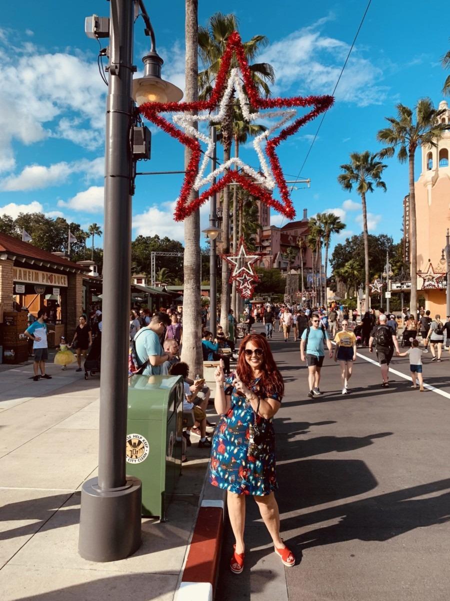 Christmas Decorations Already? Yes, at Disney's Hollywood Studios! 5