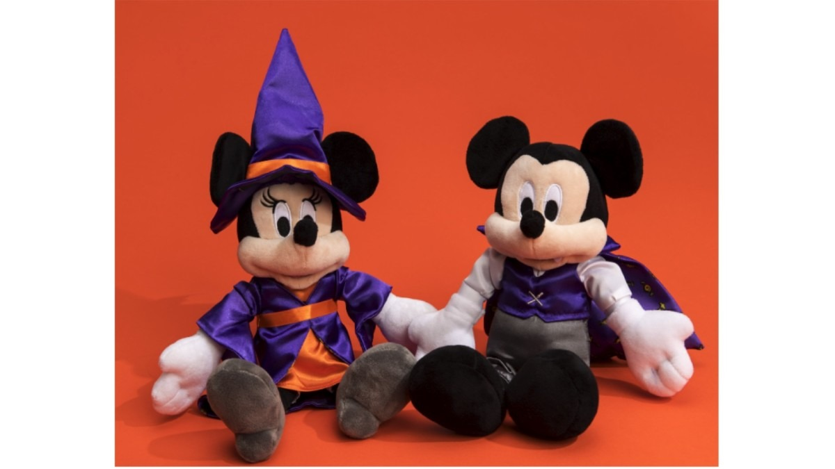 Spooky Mickey And Friends Halloween Merchandise Now Available At Disney Parks 1