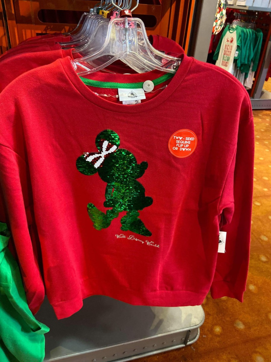 More New Holiday Spirit Jerseys and More now at WDW! #DisneyHolidays 11
