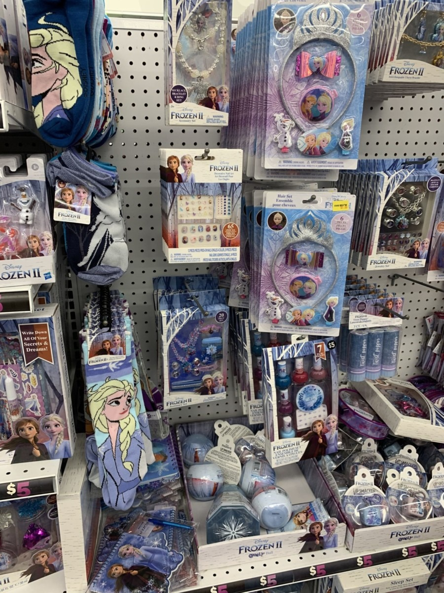 New Frozen 2 Merchandise at Five Below! #Frozen2 5