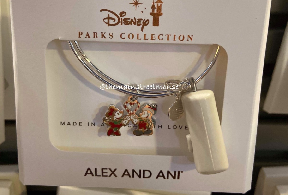 Disney Holiday Alex and Ani Bracelets are Here! #disneystyle 3