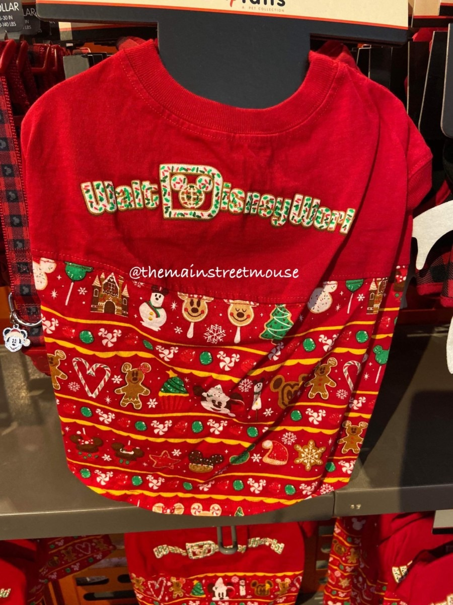 Disney Christmas Apparel for your Pets! #DisneyStyle 1