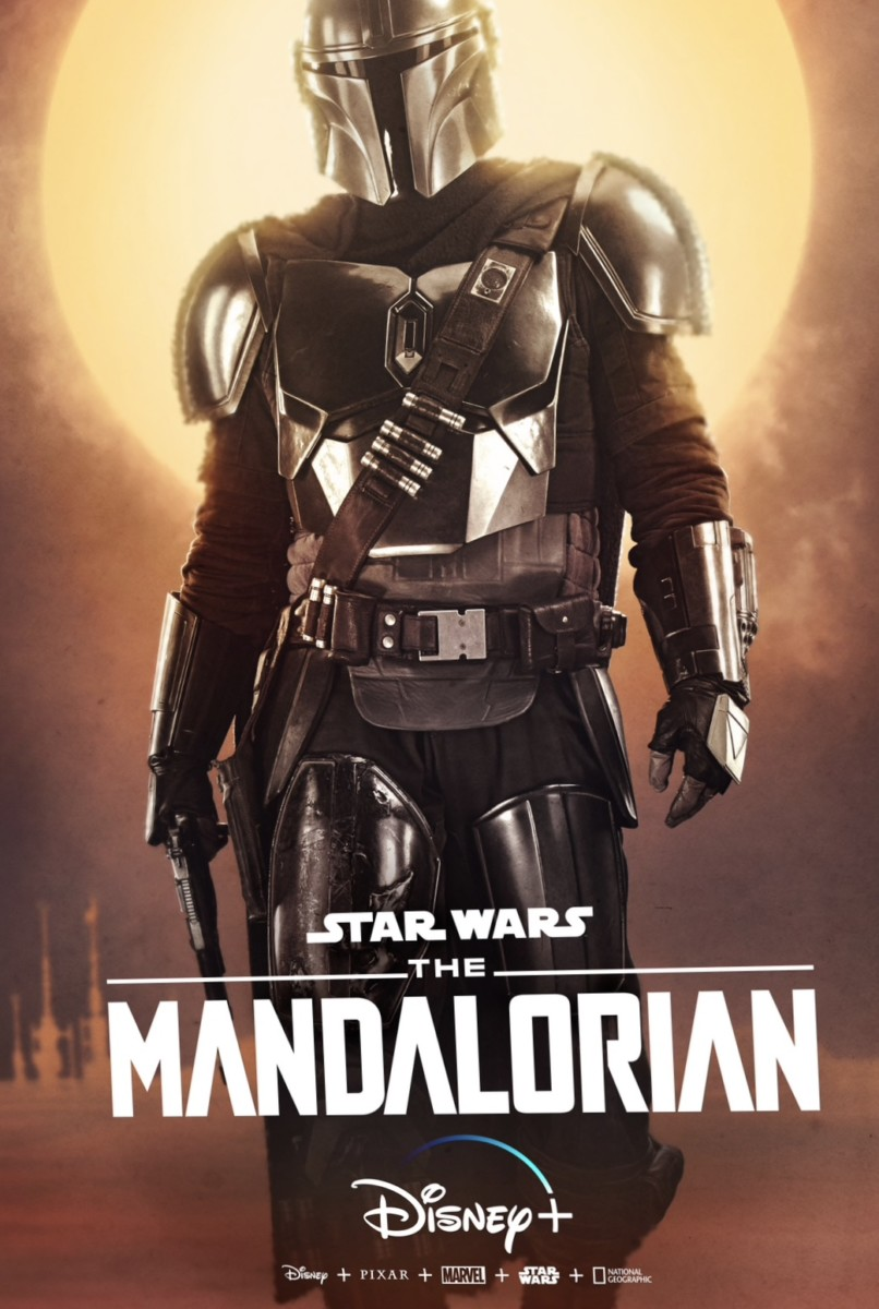 New Trailer for The Mandalorian on Disney+! 2