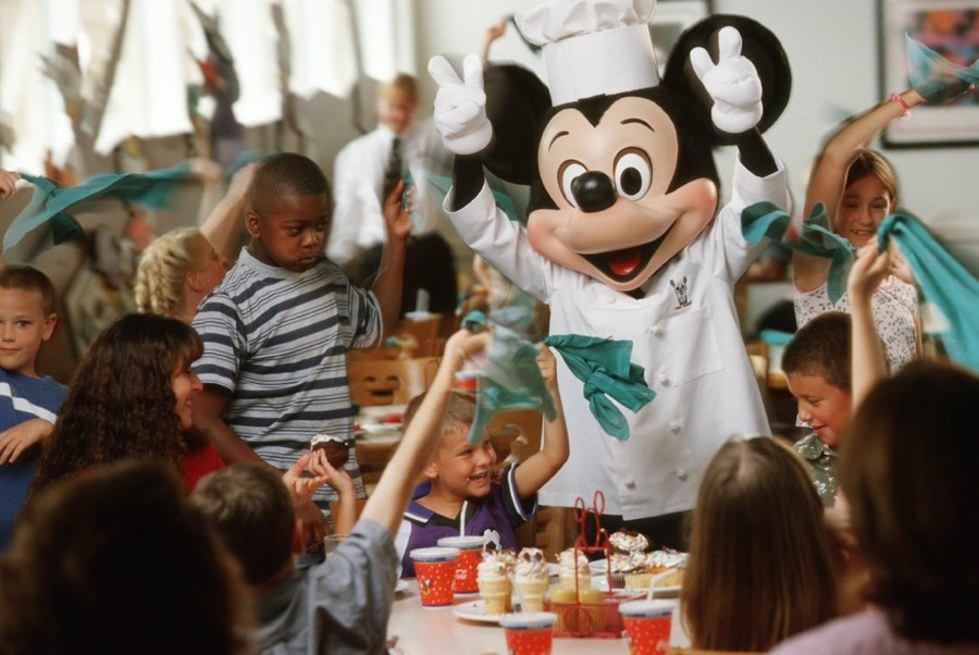Top 10 Things To Do With Kids On Their First WDW Visit 7