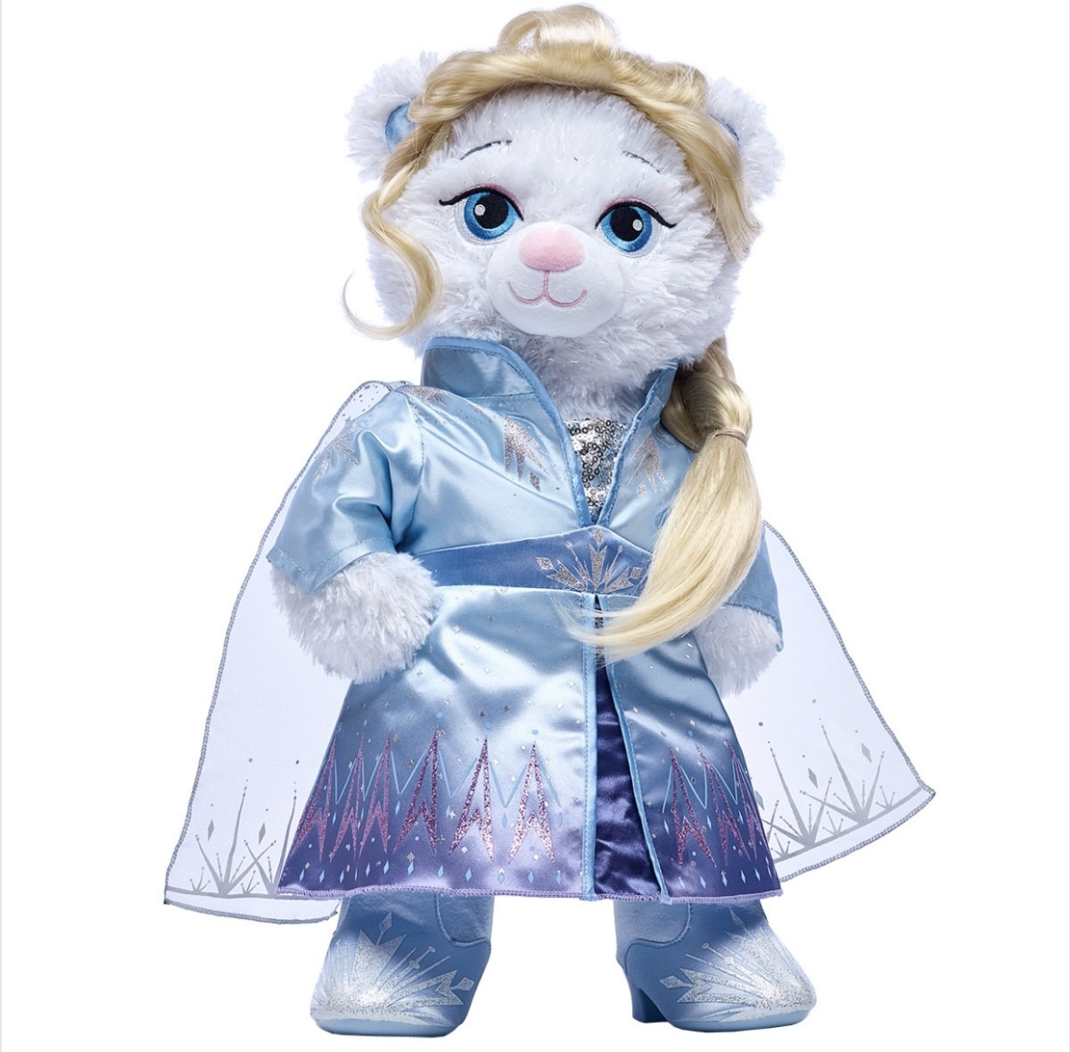New Frozen 2 Collection at Build-A-Bear Workshop 1