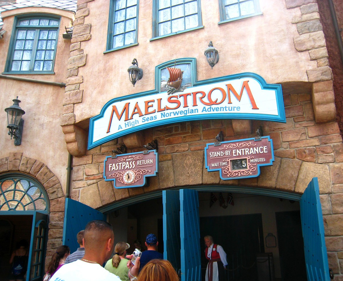 Top Five Things I Miss At Walt Disney World 3