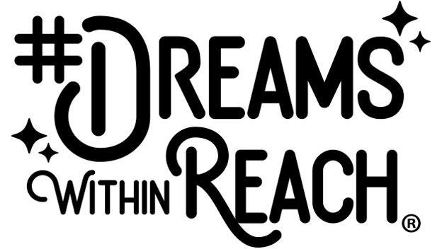#DreamsWithinReach logo