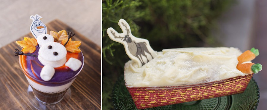 Frozen 2 Offerings from Magic Kingdom Park at Walt Disney World Resort