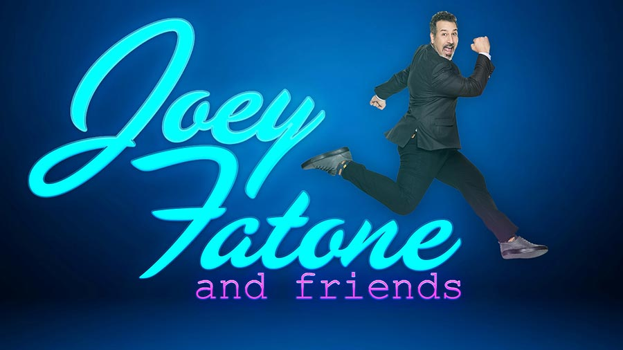 Joey Fatone and friends poster