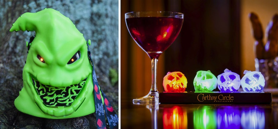 Halloween Novelties from Disneyland Resort