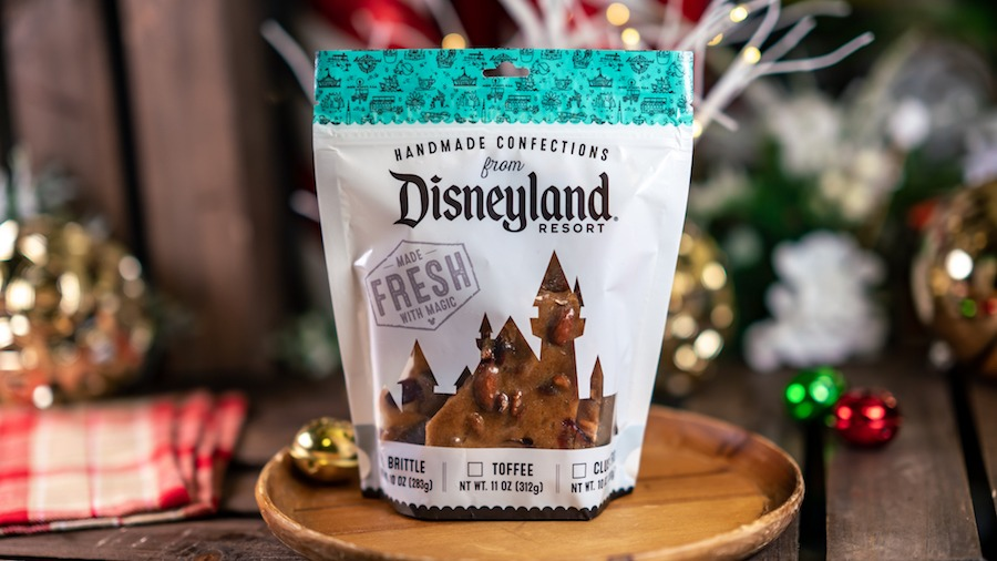 Harvest Brittle from Disneyland Resort