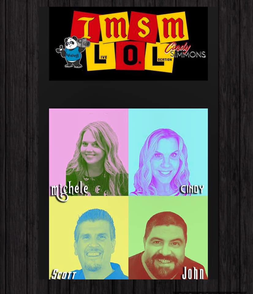 TMSM Live on Location, This Sunday October 13th! #tmsmlol 3