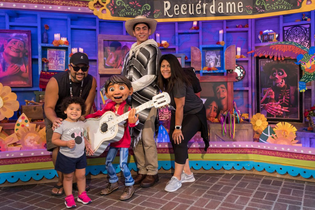 "Día de los Muertos at Disneyland Resort – Miguel of Disney and Pixar's ""Coco"""