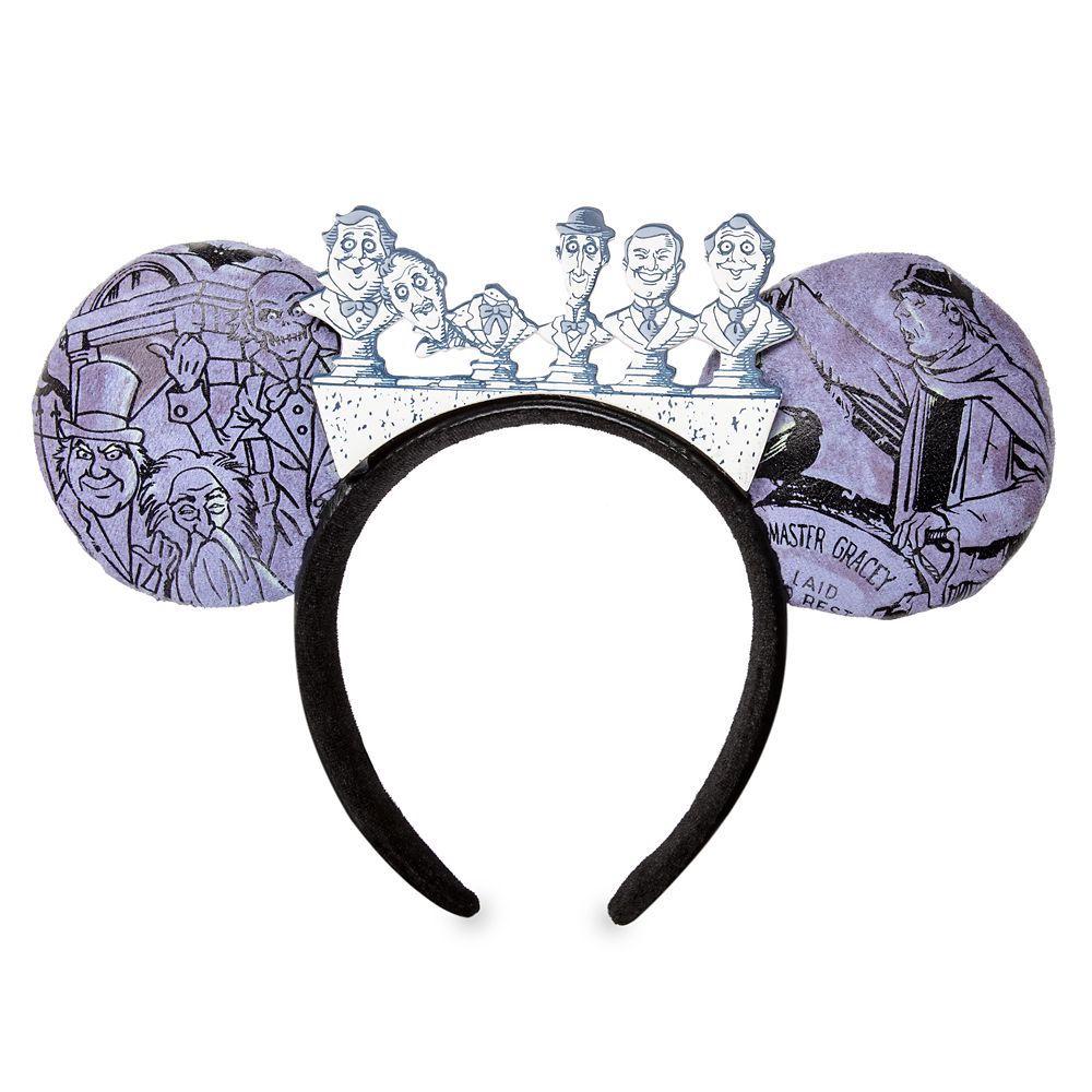 Haunted Mansion-inspired ear headband