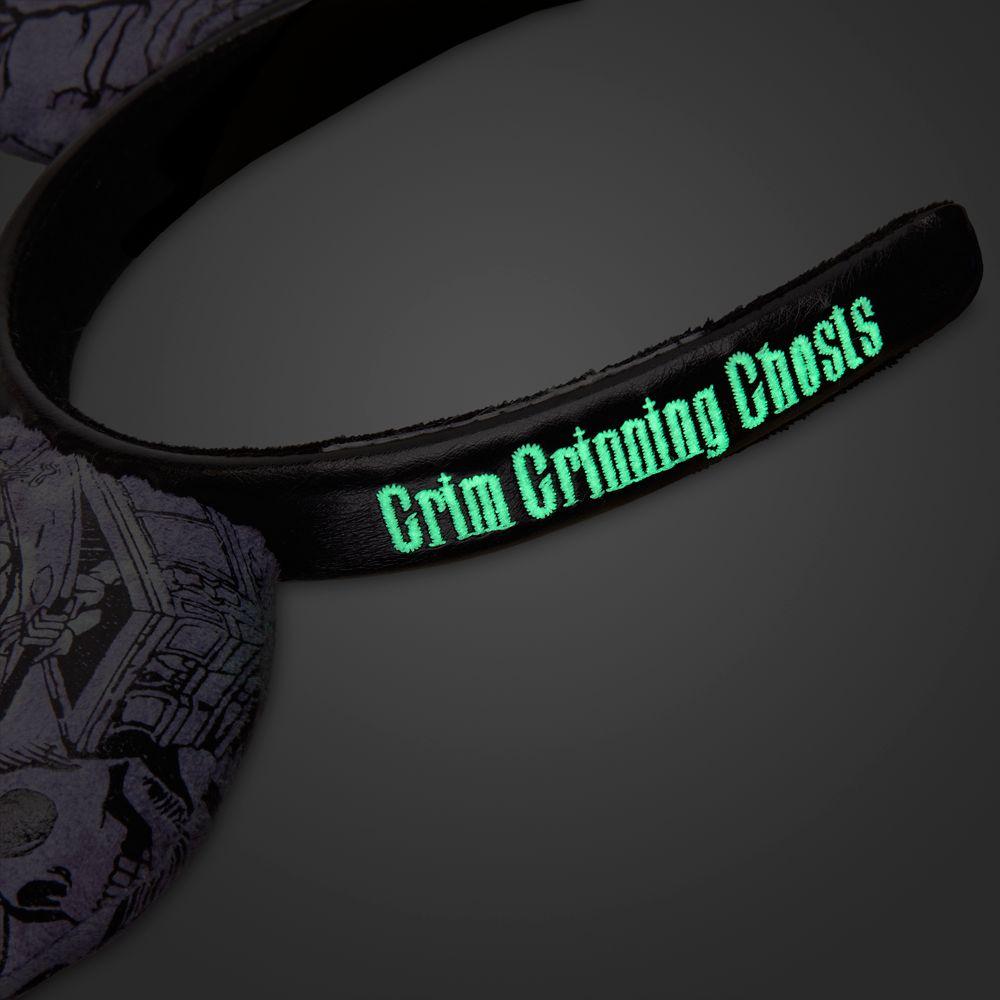 Glow-in-the-Dark Graveyard Ear Headband
