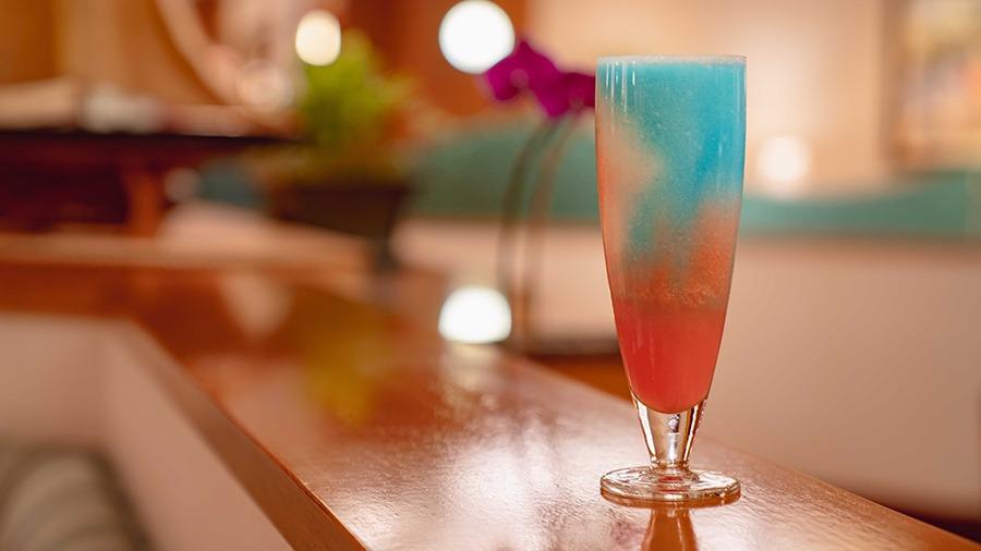 Specialty Rainbow Beverage