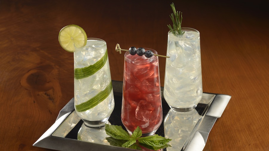 Non-Alcoholic Beverages from Enchanted Rose at Disney's Grand Floridian Resort & Spa