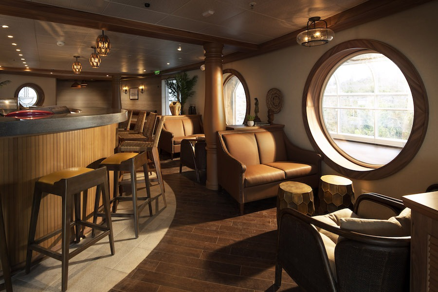 New Space on the Disney Wonder
