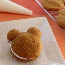 Mickey's Pumpkin Whoopie Pies ~ Recipe! 1