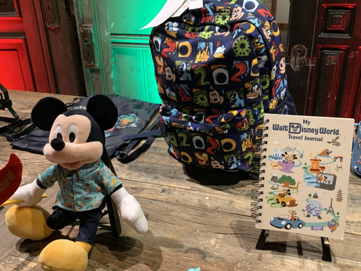Sneak Preview of Upcoming Disney Merch! #disneyspringsholidays 3