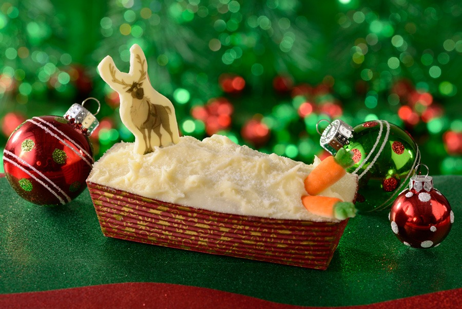 Sven's Carrot Cake from Pecos Bill Tall Tale Inn & Café for Mickey's Very Merry Christmas Party at Magic Kingdom Park