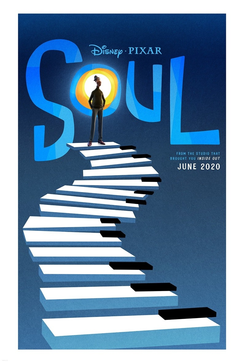 "Disney and Pixar's All-New Feature Film ""Soul"" – Teaser Trailer & Poster 3"