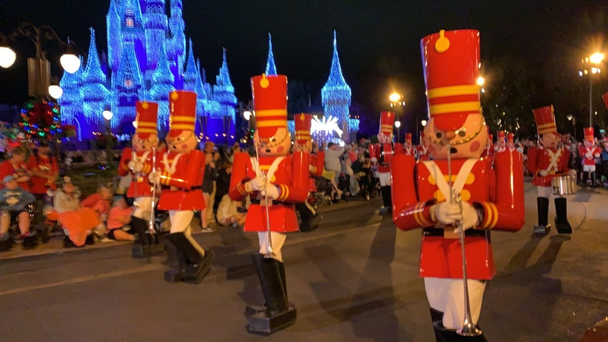 Photos from Mickey's Very Merry Christmas Party! #DisneyHolidays 1