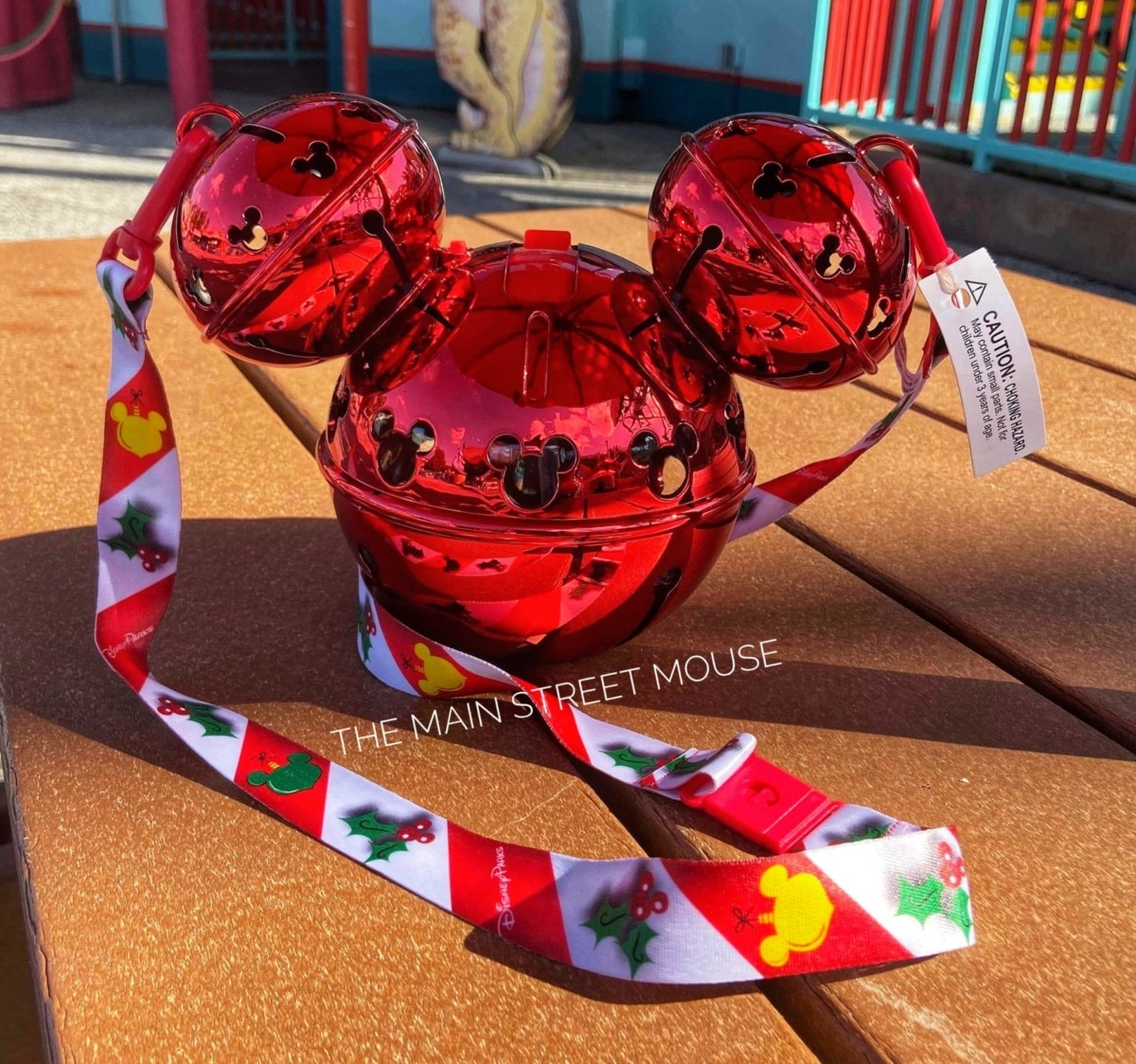 NEW Jingle Bell Sipper Hits WDW! #disneyholidays 1