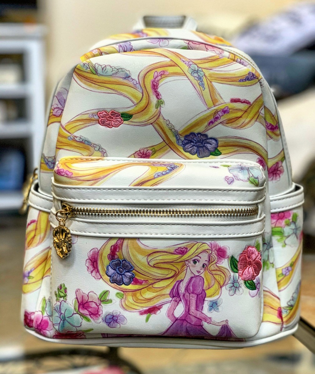 Rapunzel Backpack from Danielle Nicole! #boxlunch 1