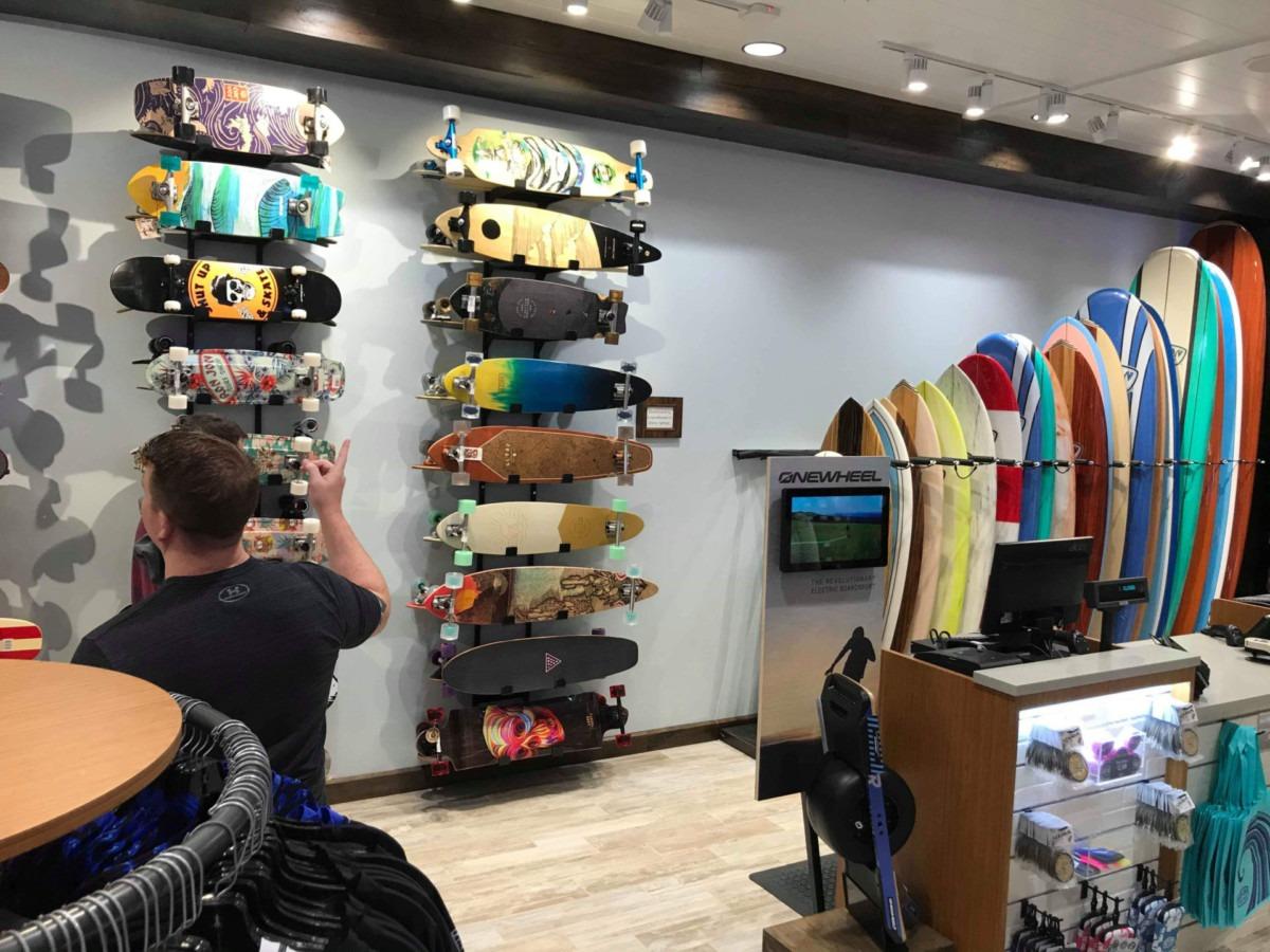 Photos of the New Ron Jon Surf Shop at Disney Springs 8