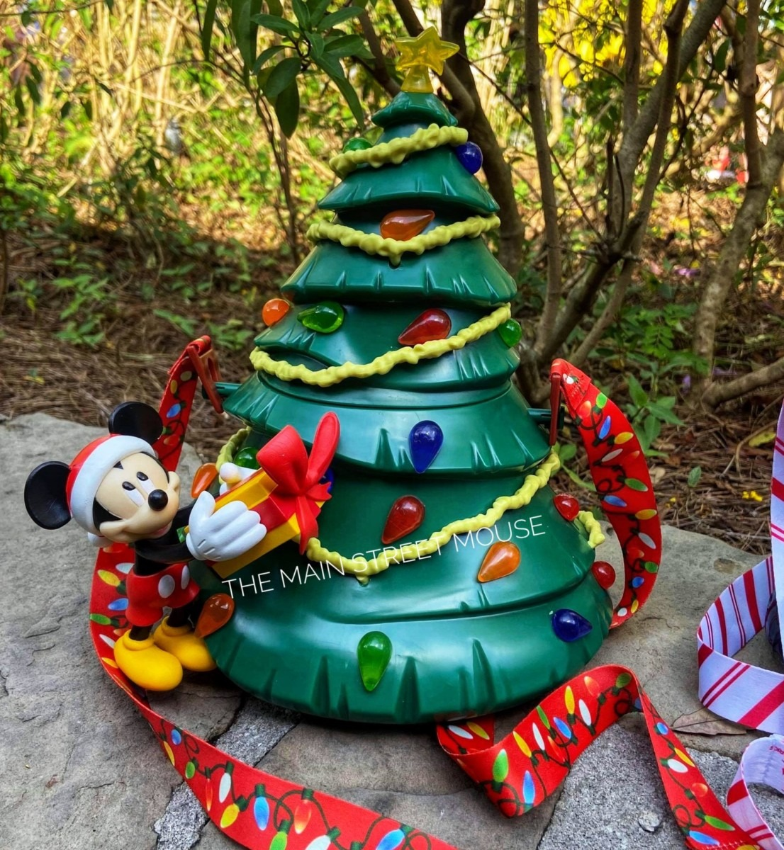 Two New Holiday Popcorn Buckets at Disney Parks! 1