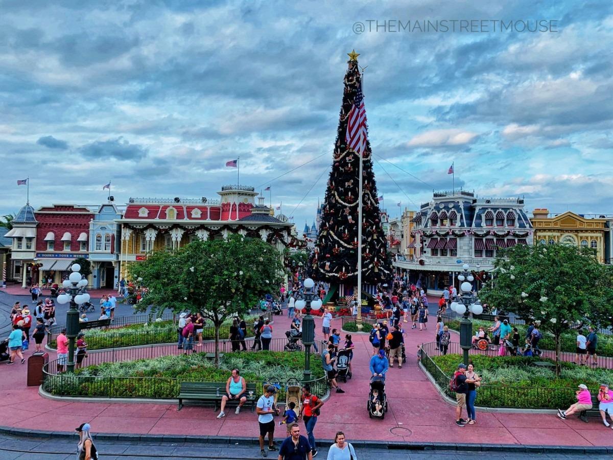 Christmas at the Magic Kingdom! #disneyholidays 5