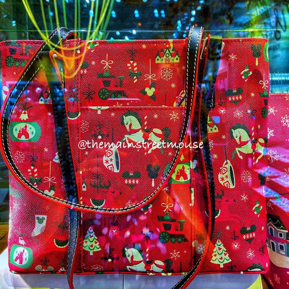 The Holiday Disney Dooney & Bourke Bags are Available Friday! 4