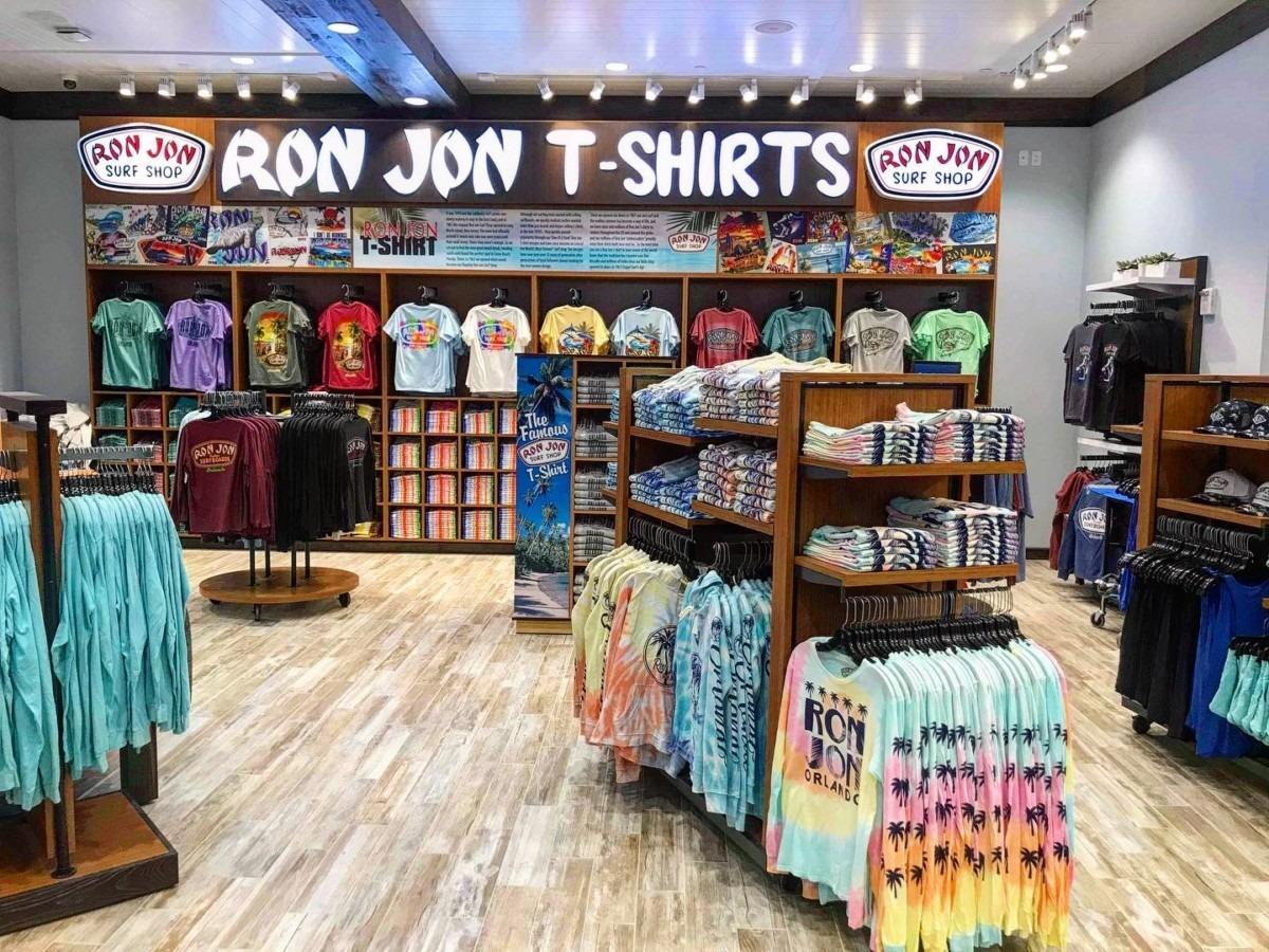 Photos of the New Ron Jon Surf Shop at Disney Springs 1